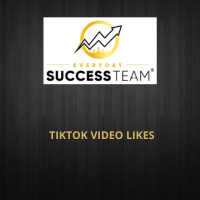 TIKTOK VIDEO LIKES